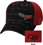 C6 Corvette Cap Profile Design