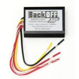 C5 C6 Corvette Back-Off Third Brake Light Flasher Module