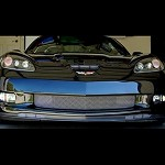 Corvette RaceMesh Front Lower Grille: ZR1 C6
