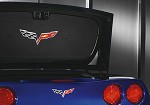 Corvette C6 Convertible Deck Lid Panel