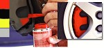 Corvette Brake Caliper Paint Kit - 4 Colors to Choose!