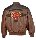 Corvette Leather Jacket - An American Legend Since 1953