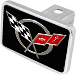 Corvette C5 Logo Hitch Plug