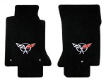 Corvette 97-04 C5 Lloyd Velourtex Series FloorMats