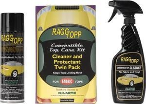 Raggtop Convertible Cleaner & Protectant Kit