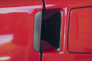 C6 Corvette Door Scratch Guards