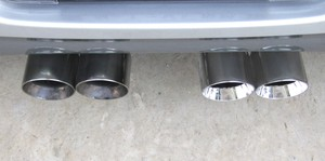 CORVETTE EXHAUST TIP POLISHING KIT