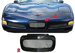 C5 97-04 Corvette Front License Plate Intake Screen