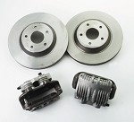 1984-1996 Corvette C4 SSBC Big-Brake Front Disc Upgrade Kits