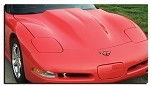 Corvette ACI 97-04 Vented High Rise Hood