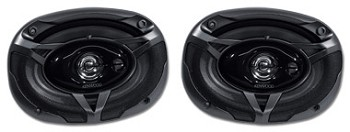 78-82 C3 Corvette Kenwood Rear Speakers - 170 Watts