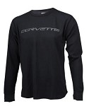 C3-C6 Corvette Creggan Thermal T-Shirt