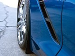 C7 Corvette Stingray/Z06/Grand Sport 2014+ ACS Enhanced Front Mudflaps