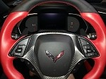 C7 Corvette Stingray/Z06 2014+ Hydro Carbon Fiber Billet Aluminum Paddle Shifters