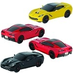 C7 Corvette 2014+ PC Wireless Mouse - Red, Black, Yellow