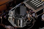 C7 Corvette Stingray/Z06 2014+ Polished Vacuum Pump Actuator Cover - W/Cap Option