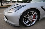 C7 Corvette Stingray/Z06/Grand Sport 2014+ Complete Side Marker / Rear Reflector Lens Kit - Clear or Smoked