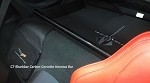 C7 Corvette Stingray 2014+ Sharkbar Seat Belt Harness Bar - Finish Selection