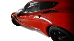 C7 Corvette Stingray/Z06/Grand Sport 2014+ GTX Side Skirt Set - Fiberglass