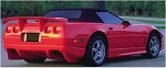 C4 Corvette 1991-1996 Rear Wing - C4R John Greenwood Design