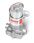 Universal Corvette 1968-2014+ Holley Performance Electric Fuel Pumps - Flow Selection