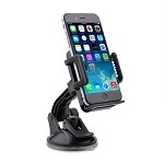 Universal Corvette 1968-2014+ Smart Phone Windshield Adjustable Suction Mount
