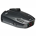Universal Corvette 1968-2014+ Cobra 9 Band Performance Radar/Laser Detector - 360 Degree Detection