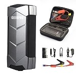 Universal Corvette 1968-2014+ Multi Function Emergency Kit - Jump Starter - LED Light Power Bank - Charging Ports