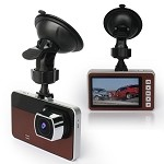 Universal Corvette 1968-2014+ Full HD 1080P Low Light Car DVR Dash Cam - 170 Degree Angle - Microphone