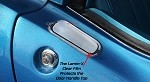 C3 Corvette 1968-1982 Lamin-X Outer Door Handle Protection - Pair