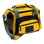 C6 Corvette 2005-2013 Racing Yellow Duffel Cooler Bag