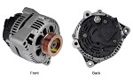 2005-2008 C6 Corvette Alternator 150 Amp - Remanufactured Delco Remy