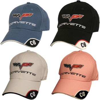 C6 Corvette Low Profile Cap