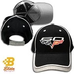 Corvette 60th Anniversary Hat