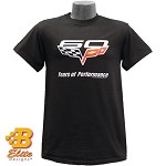 Corvette 60th Anniversary Performance Tee