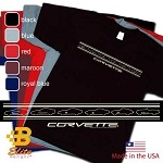 Corvette Generation Stripe American Made Tee Shirt
