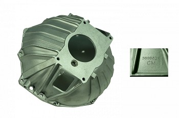 "68 - 81 C3 Corvette Aluminum Bellhousing 11"" Clutch"