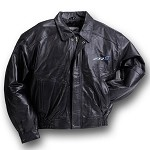 C6 ZR1 Corvette 2005-2013 Leather Bomber Jacket - Style Options