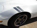 Corvette C4 84-96 Grand Sport Fender Stripes