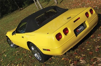 1986-96 Corvette C4 Vinyl Replacement Convertible Tops