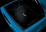 Corvette C6 Cargo Mat For Coupe Only - GM Accessory