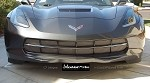 C7 Corvette Stingray 2014 + RaceMesh Lower Valance Grille