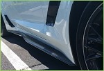 C7 Corvette Stingray/Z06 2014+ G3 Carbon Fiber Stage ONE Side Skirts