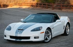 C6 Corvette 05-13 Anniversary Dual Stripes