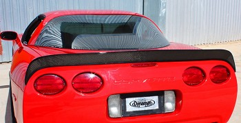 C5 Corvette 97-04 Carbon Fiber Race Edition Spoiler