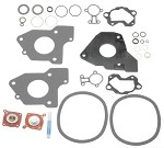 C3 C4 Corvette 1982-1984 Front & Rear Throttle Body Rebuild Kit