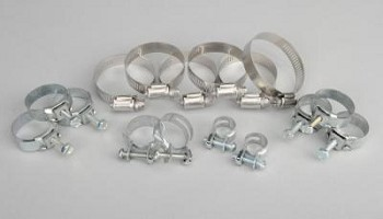 C3 Corvette 1969-1981 Radiator & Heater Hose Clamp Kit
