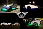 C5 C6 C7 Corvette 1997-2014+ Illuminated LED Wheel Rings