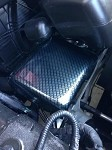 C7 Corvette Stingray 2014+ Carbon Fiber ECM Brake Control Cover