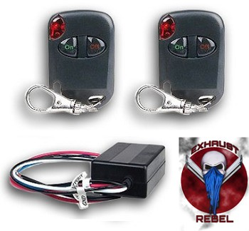 "Corvette C6 NPP ""EXHAUST REBEL"" Exhaust Controller REMOTE VERSION"